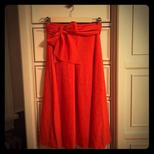 Pleaded skirt, size 2, from Ann Taylor.
